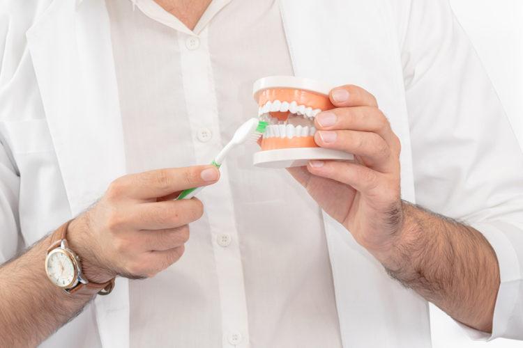 Higiene dental en la Clínica Dental Sevilleja de Talavera